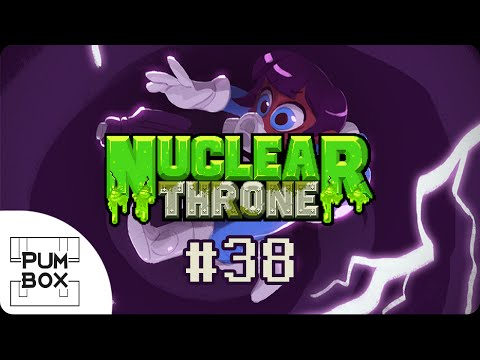 Nerds - Nuclear Throne Gameplay [EP 38]