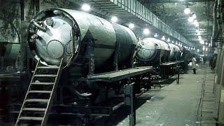 V2 Rockets Factory