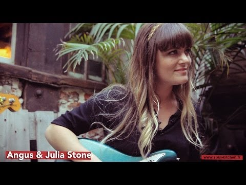 Angus & Julia Stone  - Heart Beats Slow | SK Session