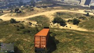 How to get into the Army base - Grand Theft Auto 5
