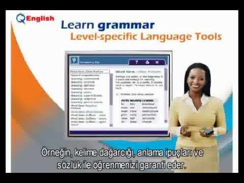 QENGLISH - Her Zaman Her Yerde İngilizce Öğrenin!