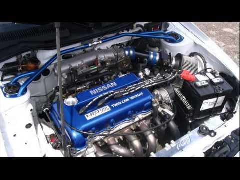 Nissan Nx2000 Turbo Youtube
