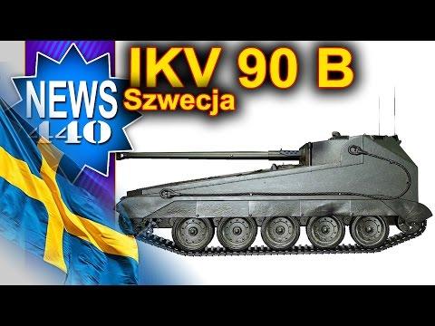 IKV 90 B - niszczyciel ze Szwecji - NEWS - World of tanks