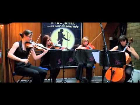 Paranoid Android by Radiohead String Quartet cover