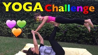 DESAFIO DA YOGA - YOGA CHALLENGE