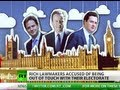 Caste Aside: UK politics for club members only