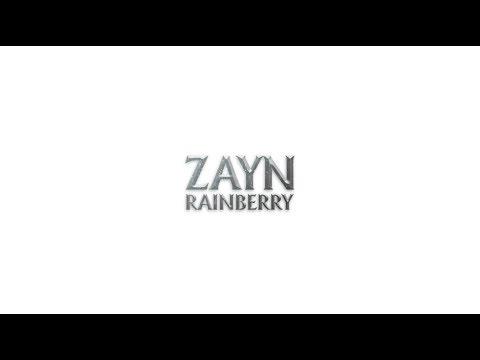ZAYN - Rainberry (Lyric Video)