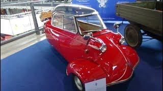 1958 Messerschmitt KR 200 - Retro Classics Stuttgart 2018