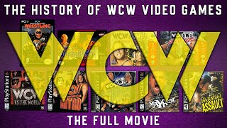 The History of WCW Video Games (FULL MOVIE)