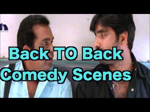 Venky Back To Back Comedy Scenes Part 1 - Raviteja, Sneha, Brahmanandam video