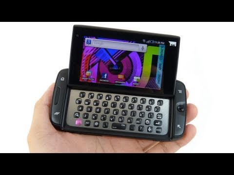 T-Mobile Sidekick 4G Review
