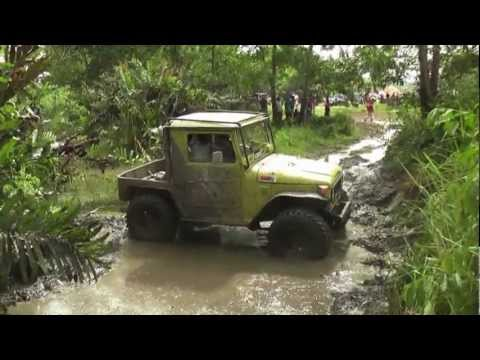 Ranau Dragon Year 4X4 Challenge 2012 - By; Kneth De CrockeR (Official Video Trailer Full HD 1080p)