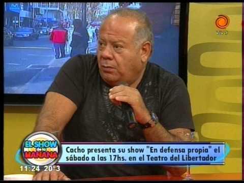 Cacho el El Show de la Ma ñana 05 06 2013