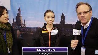 Download Lagu Interview Eunsoo Lim KOR - Bronze Medalist Dresden Gratis STAFABAND
