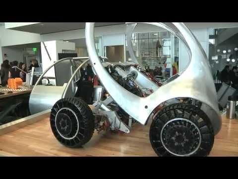 Katlanan Elektrikli Araba Hiriko Citycar 02 - www ...