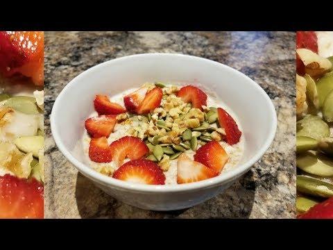 CookBook: Быстрый и полезный завтрак - Овсяная каша с отрубями