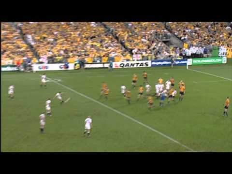 RWC 2003 Top Moments No2: The Jonny drop goal