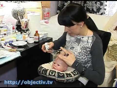 Как создавать младенцев из винила