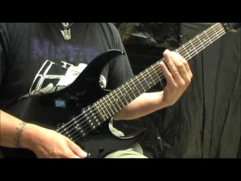 Ronnie Montrose inspired pentatonic scale