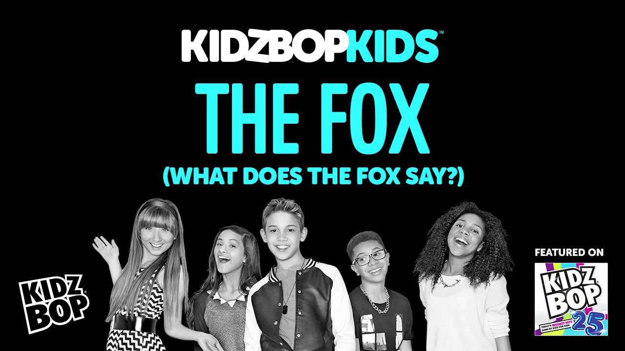 Kidz bop kids lyrics