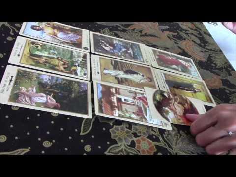 Aries April 2017 Love Tarot Card Reading