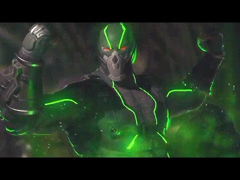 INJUSTICE 2 Bane Gameplay PS4/Xbox One