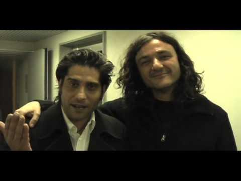Niño Josele y Jaime Armengol saludan a Backstage!