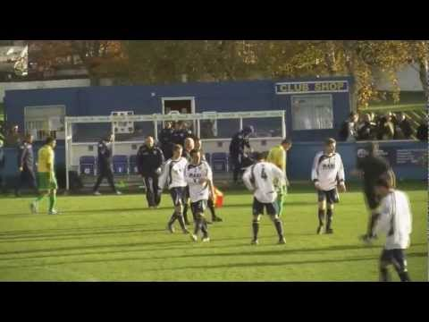 Guiseley 2 - 1 Vauxhall Motors