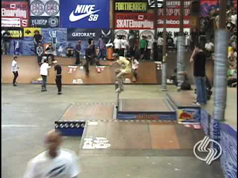 Silver Best Trick Contest - Tampa Pro 2009