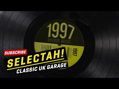 Old Skool UK Garage & House Classics Mix - 1997 - Part 1 - Mixed by Ch...