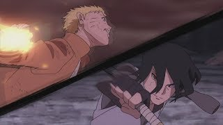 Naruto And Sasuke vs Otsutsuki Momoshiki|ANIME BATTLE| EP 65| ENG SUB