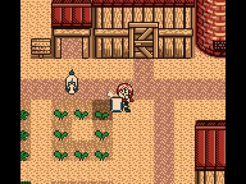 Harvest Moon GBC - Harvest Moon GBC (GBC) - Vizzed.com Play - User video
