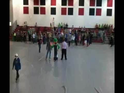 PikeView Middle School Harlem Shake at Dance