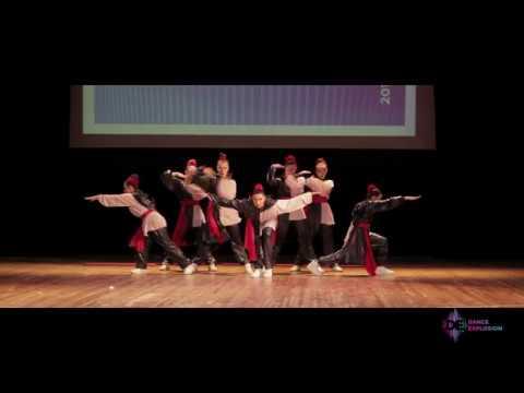 """Студия танца """"SLAM"""" / Танцевальный взрыв 2108 / Boom"""