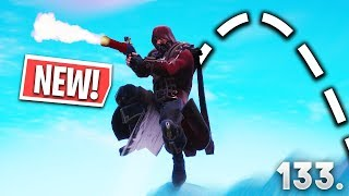 *LUCKIEST SHOT EVER* -Fortnite Funny Fails And WTF Moments! (Fortnite Battle Royale) Ep.133