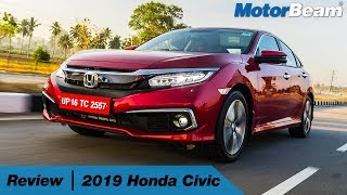 2019 Honda Civic Review - Skoda Octavia Better? | MotorBeam