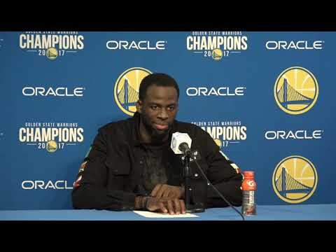 Draymond Green Postgame Interview / Warriors vs Lakers / Dec 22