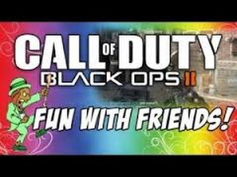 Black Ops 2: 100+ Live Grind