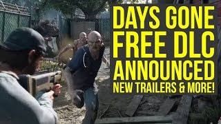 Days Gone DLC - FREE CONTENT Coming After Launch, New Difficulty & More (Days Gone Gameplay)