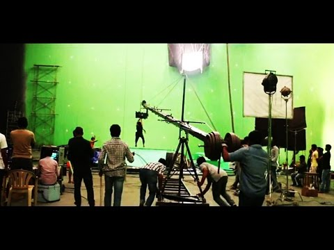 Bahubali making of dheevara song