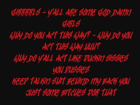 Eminem - Girls Lyrics
