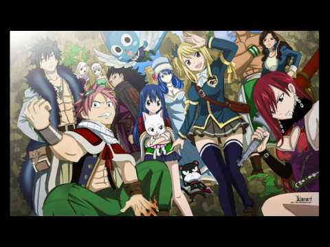 Best Of Fairy Tail OST [Epic Music Collection]