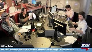 """""""O É da Coisa"""" com Reinaldo Azevedo - 13/05/2019"""
