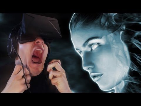 Lost in the Rift (Oculus Rift Horror) | NOT PRO ENOUGH FOR THIS ;_;
