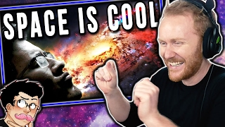 SPACE IS COOL - Markiplier Songify Remix by SCHMOYOHO - MJ's Reaction!