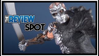 Throwback | McFarlane Toys Movie Maniacs Series 5 Jason X Figure