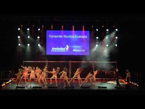 2014 Australian Dance Festival - Dynamite Studios Australia (SUNDAY)