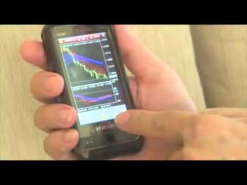 How To Trade Forex With A Mobile Android Phone. Ipad or Iphone
