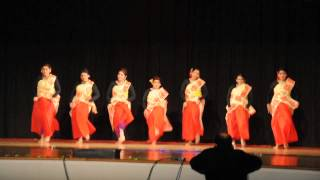 Basanta Utsav - Washington DC Metro Area - Basanta Utsav 2014 : Closing Ceremony Part 1