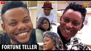 FORTUNE TELLER (XPLOIT COMEDY) (REAL HOUSE OF COMEDY)